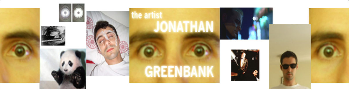 The Artist – Jonathan Greenbank